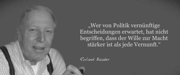 Die Roland-Baader-Lese-Demo