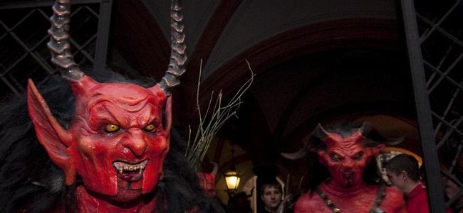 Der Teufel ist ein gerechtes Geschöpf